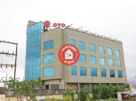 Capital O 2642 Skyline Hotel, hotel near Raja Bhoj Domestic Airport - BHO,