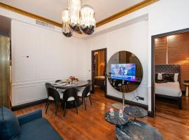 LE MARAIS PRESTIGE Luxueux - Cosy - Wifi, apartment in Paris