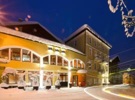 Wohlfühlhotel Curuna, отель в Скуоле