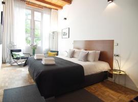 Stuart Luxury Rooms, budget hotel in Amsterdam