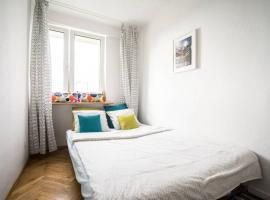 Warszawa Apartament z Widokiem – hotel w Warszawie