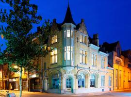 Apartments Ypres, boutique hotel in Ieper