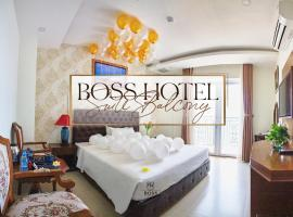 BOSS Hotel managed by NEST Group, hotel in Nha Trang