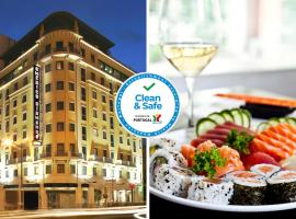 America Diamonds Hotel & Sushi Bar, hotel near Roma - Areeiro Train Station, Lisbon