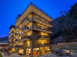 The Hideaway Bedzzz Rishikesh by Leisure Hotels, отель в Ришикеше