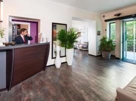 Villa Maria Cristina, accessible hotel in Caserta