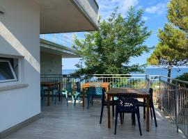 VILLA MARIS, serviced apartment in Agropoli