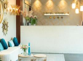 Hotel Canelas, hotel cerca de Playa Canelas, Portonovo
