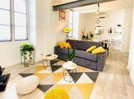 Feel@Home Nemausus « Le 4 », apartment in Nîmes
