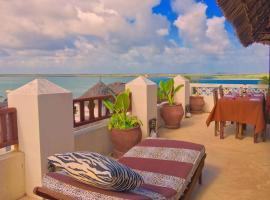 Msafini Hotel, hotel in Lamu