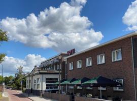 Hotel de Keizerskroon Amsterdam-Schiphol-Halfweg, hotel near Santpoort Noord Station, Halfweg