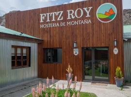 Fitz Roy Hostería de Montaña - El Chaltén, hotel in El Chalten