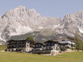 GOING TRIPLE A apartments EAST, hotel near SkiWelt Wilder Kaiser-Brixental, Going am Wilden Kaiser