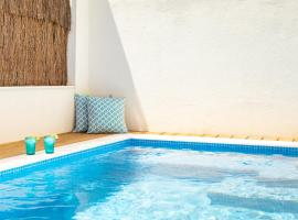 Ambassador Private Pool Suites, hotel with pools in Lisbon