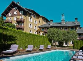 Lodge Park, hôtel à Megève