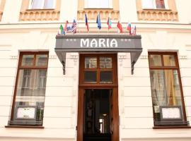 Hotel Maria, отель в Остраве