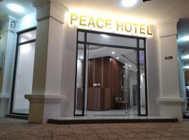 PEACE HOTEL, khách sạn ở Vũng Tàu