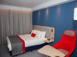 Holiday Inn Express Cardiff Bay, an IHG Hotel, hotel in Cardiff