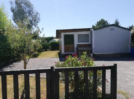 Location bassin d'Arcachon Mobil-home - camping 6 à 8 pers, campground in La Teste-de-Buch
