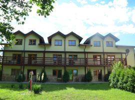 Hotel Tenis – hotel w pobliżu miejsca PKP Opole Główne w mieście Chrząstowice
