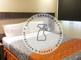 Hotel Villa del Mar, hotel near Benito Juarez International Airport - MEX, Mexico City