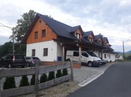 Chata Tánička, family hotel in Jeseník