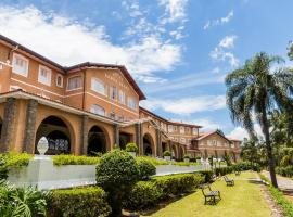 Grand Resort Serra Negra, hotel em Serra Negra