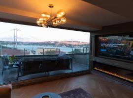 Malta Bosphorus Hotel, hotel in Istanbul