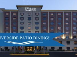 Niagara Riverside Resort; BW Premier Collection, hotel en Niagara Falls