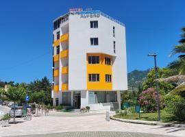 Alvero Hotel, hotel in Përmet