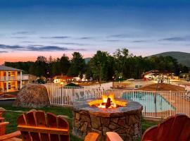 Super 8 by Wyndham Lake George/Downtown, hotel near Hudson Falls Historic District, Lake George