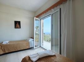 Angelos apartment's, hotel in Arillas