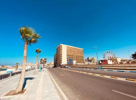 Semiramis Hotel New Royal Palace Marsa Matrouh, hotel in Marsa Matruh
