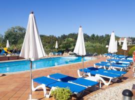 Hotel Canelas, hotel cerca de Playa de Silgar, Portonovo