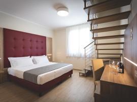 Hotel Residence Vallecorsa, hotell i Rosignano Marittimo