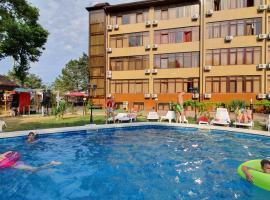 Hotel Erges, отель в Анапе