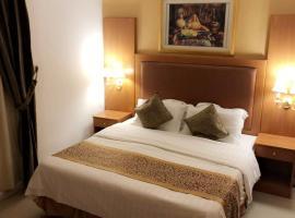 قصر النسيم للوحدات السكنية المفروشة, hotel near Jeddah Corniche, Al Jāmi'ah