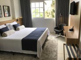 Flat Itaipava - Granja Brasil, hotel with jacuzzis in Itaipava