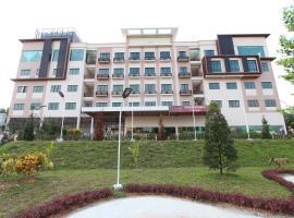 D&F BOUTIQUE HOTEL SEREMBAN 2, hotel in Seremban