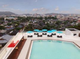 Lahan Hotel Jeonju, hotel in Jeonju