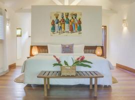 Pousada Calypso, hotel near Nativos Beach, Trancoso