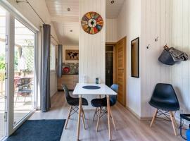 Eco-lodge City, un refuge en hyper centre - Résidence