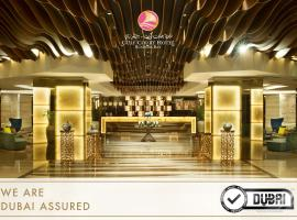 Gulf Court Hotel Business Bay, hotel with jacuzzis in Dubai