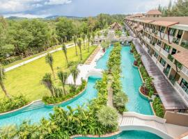 Maikhao Palm Beach Resort, hotel near Phuket International Airport - HKT,