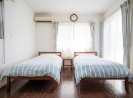 KOSHIGOE seaside inn, apartment in Koshigoe