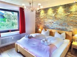 Fewo Isartraum, hotel in Mittenwald