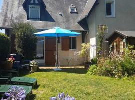 Cottage LE MONTCEL, budget hotel in Villers-sur-Mer