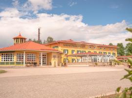 Björkbackens Karaktärshotell, hotell nära Astrid Lindgrens Värld, Vimmerby