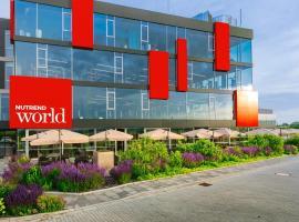 Nutrend World – hotel w Ołomuńcu