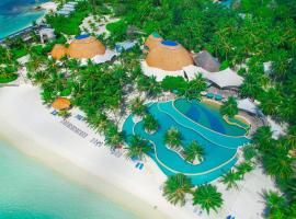 Holiday Inn Resort Kandooma Maldives with 50% Off on Transfers, boutique hotel in Guraidhoo